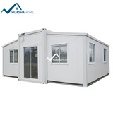 20ft Expandable cabin